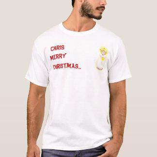 Juladventen T-Skjorta-Skräddarsy Tee