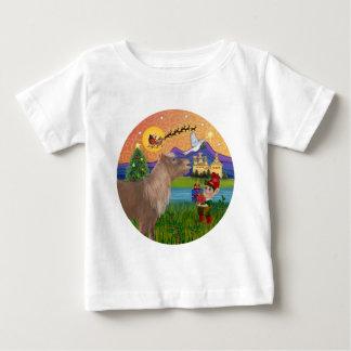 Julaftonfantasi - Shetland ponny Tee Shirts