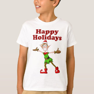 Julälvaglad helg t shirt