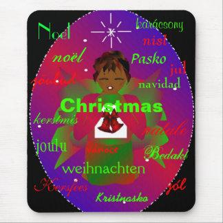 Julängel från värld runtdroppen Mousepa