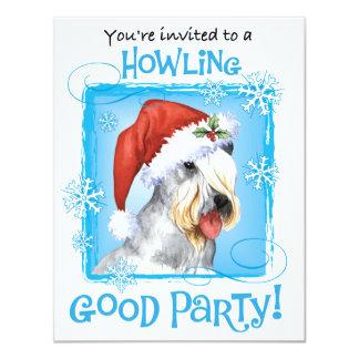 JulCesky Terrier 10,8 X 14 Cm Inbjudningskort
