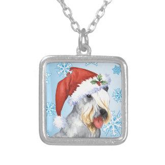 JulCesky Terrier Silverpläterat Halsband