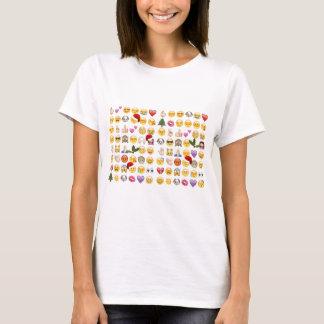 julemojis t-shirt