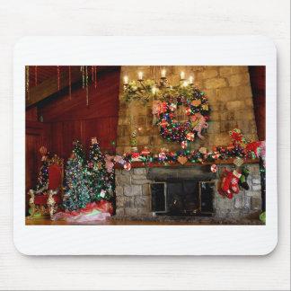 Julen avfyrar ställeplats musmatta