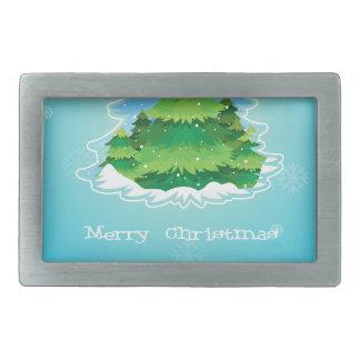 Julen för en blått card mallen med ett grästräd in