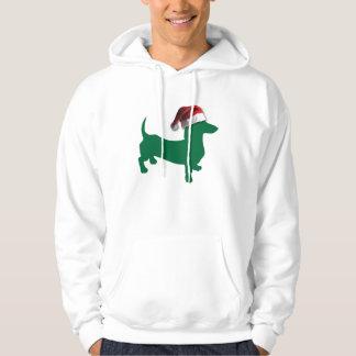 Julen görar grön tax sweatshirt