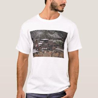Julen på Greshams mal Tee Shirt