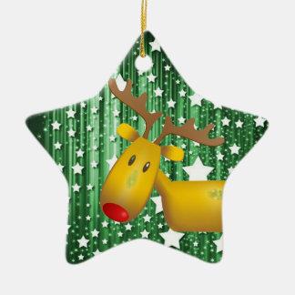 Julen smyckar renen 2013