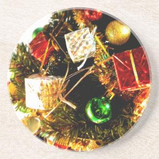 Julen trummar underlägg