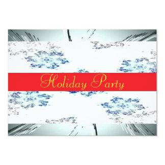 Julfestinbjudan 12,7 X 17,8 Cm Inbjudningskort