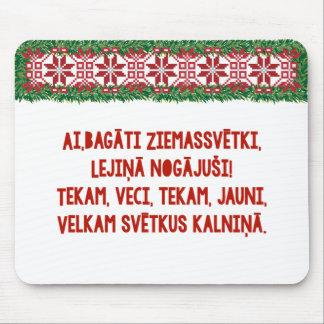 Julfolklåt II Latviešu Tautasdziesma Musmatta
