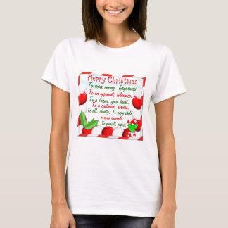 Julgåva Tshirts