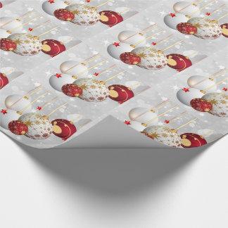 Julgåvasjal/prydnadar Presentpapper