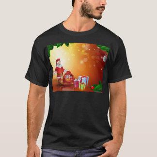 Julgåvor från santa t shirt