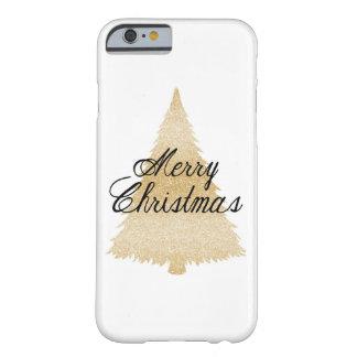 Julgran - god jul - mobilt fodral barely there iPhone 6 fodral