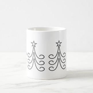 Julgranar Kaffemugg