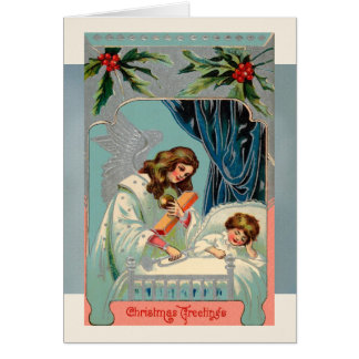 Julhälsningar för korten för nytt år hälsningskort