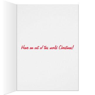 Julhälsningkort Hälsningskort