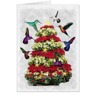 JulHummers Hälsningskort