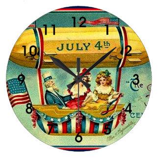 Juli 4th - Dagen som vi firar Stor Klocka