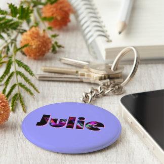 Julies nyckelring