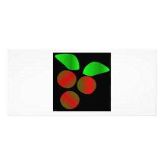 Juljärnek VIII Rackkort Med Full Färg