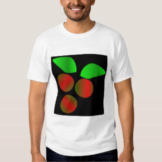 Juljärnekdropp i rosor och Fuchsia T Shirts
