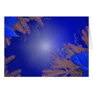 Juljulstjärnablått