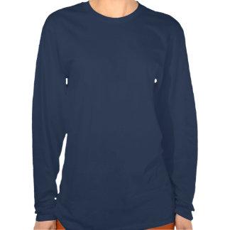 Juljulstjärnasvart och grå färg V T Shirt