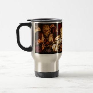Julkaffemugg med det G.K. Chesterton Resemugg