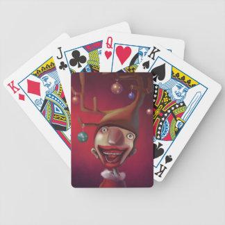 Julpojke Spelkort