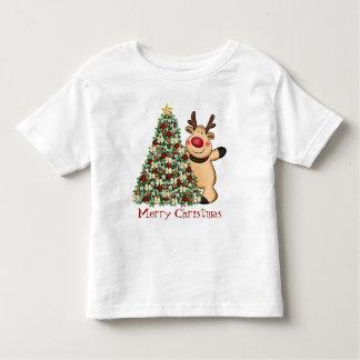 Julrent-skjorta T-shirts