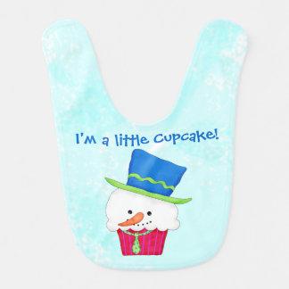 Julsnögubbe mig förmiddag lite en muffin hakklapp