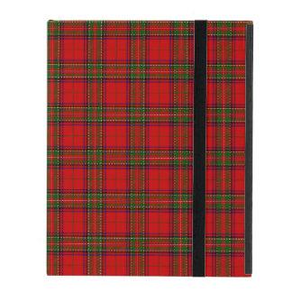 JulStuart Tartan iPad Folio Skal