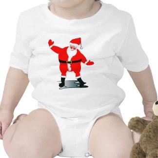 Jultomten Body För Baby