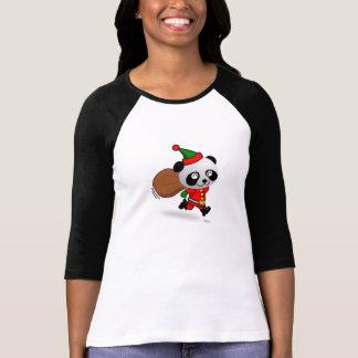 Jultomten för julPandabjörn T Shirts