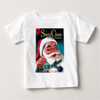 Jultomten Funnies - dekorera träd Tshirts