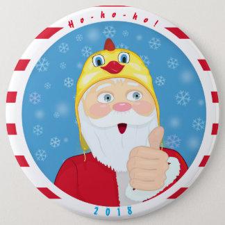 Jultomten i den fega hatten, tum, jul jumbo knapp rund 15.2 cm