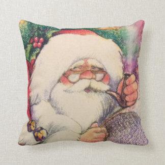 Jultomten Kudde