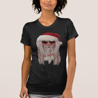 Jultomten med skuggar & fruktanar t shirt