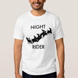 Jultomten - nattryttare t-shirt
