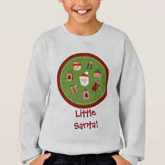 Jultomten och presenter t-shirt