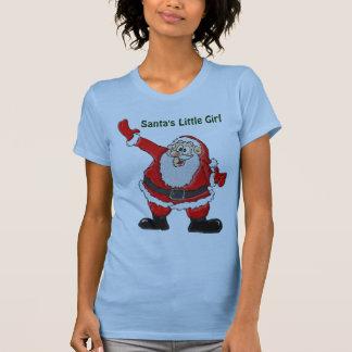 Jultomten pappa julgåvor tee shirt