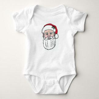 Jultomten ranka för 6 månad t-shirts
