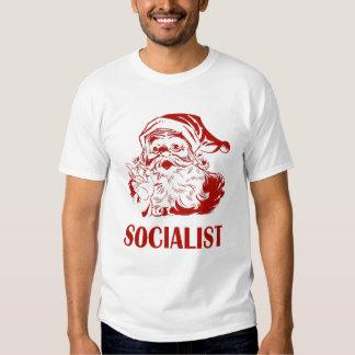 Jultomten - socialist t shirts