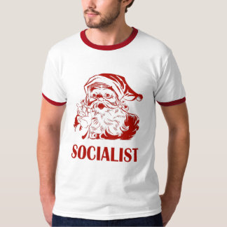 Jultomten - socialist tshirts