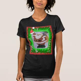 jultomten tee shirts