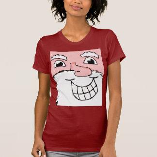Jultomtenansikteskjorta T Shirts