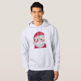 jultomtenemojimanar hooded tröja för hoodie
