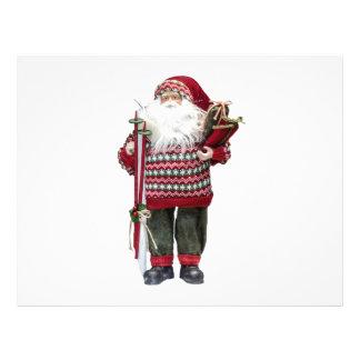 Jultomtenleksak Flygblad Designs